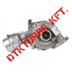 Alfa-Romeo MiTo 1.3 JTDM turbófeltöltő