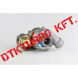 Citroen BX 1.8 TRD turbófeltöltő