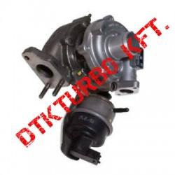 Fiat Doblo 1.3 JTDM 16V turbófeltöltő
