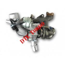 Chevrolet Cruze 1.4 Turbo ECOTEC turbófeltöltő