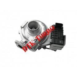 Chrysler Voyager III 2.8 CRD turbófeltöltő