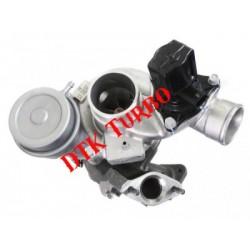 Opel Insignia 2.8 V6 Turbo turbófeltöltő