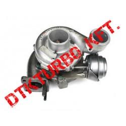 Alfa-Romeo 166 2.4 JTD turbófeltöltő