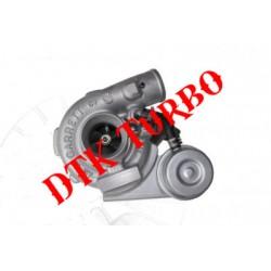 Fiat Brava 1.9 TD 100S(182.AF/BF) turbófeltöltő
