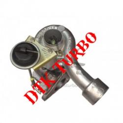 Peugeot 806 2.1 TD 12V turbófeltöltő