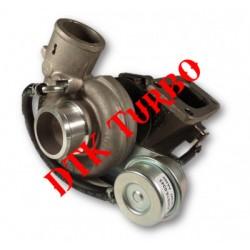Fiat UNO 1.4 TD turbófeltöltő