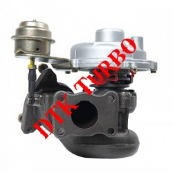 Fiat Ulysse I 2.0 JTD turbófeltöltő