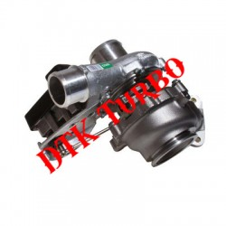 Fiat Ducato III 2.2 HDi turbófeltöltő