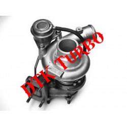 Peugeot Boxer III 3.0 HDI turbófeltöltő