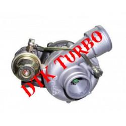 Peugeot J5 1.9 TD turbófeltöltő