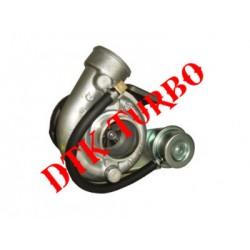 Fiat Tempra 1,9 TD (159) turbófeltöltő