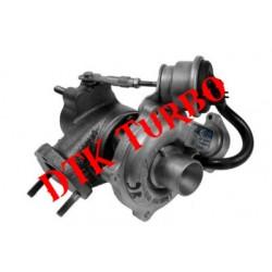 Fiat Punto II 1.3 JTD turbófeltöltő