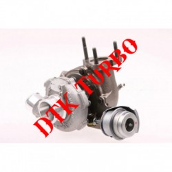 Hyundai Matrix 1.5 CRDi VGT turbófeltöltő