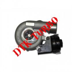 Hyundai Santa Fe 2.2 CRDi turbófeltöltő