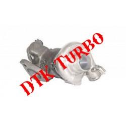 Hyundai Gallopper 2.5 TD turbófeltöltő