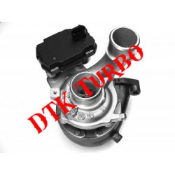 Hyundai ix35 2.0 CRDI turbófeltöltő