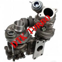Mazda CX-5 2.2 SKYACTIV-D turbófeltöltő