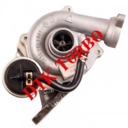 Ford Fusion 1.4 TDCi turbófeltöltő
