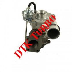Mazda 3 2.3 MZR DISI turbófeltöltő