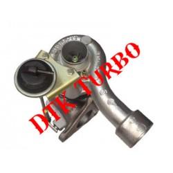 Citroen Xantia 2.1 TD turbófeltöltő