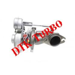 Citroen Evasion 2.0 T turbófeltöltő
