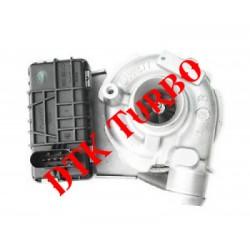 Peugeot 607 2.7 V6 HDi FAP turbófeltöltő