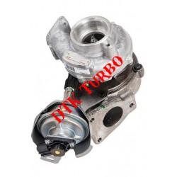 Peugeot 607 2.0 HDi FAP turbófeltöltő