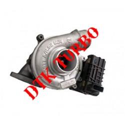 Peugeot 4007 2.2 HDi FAP turbófeltöltő