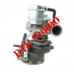 Citroen Jumper 2.2 HDI 130 turbófeltöltő