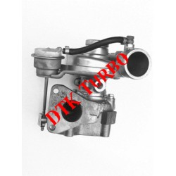 Citroen Xsara 1.9 DT turbófeltöltő