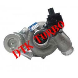 Citroen DS 3 1.6 THP 200 turbófeltöltő