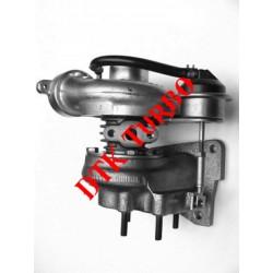 Citroen Xantia 1.9 TD turbófeltöltő