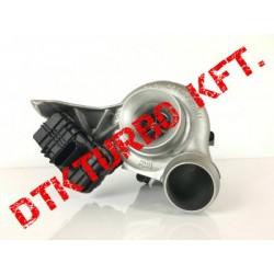 BMW X3 2.0 d (F25) turbófeltöltő