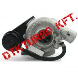 Fiat Multipla 1.9 JTD turbófeltöltő