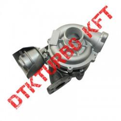 Mazda 3 1.6 DI turbófeltöltő
