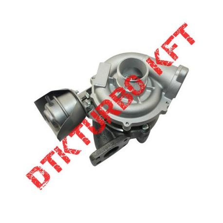 Peugeot 3008 1.6 HDi FAP turbófeltöltő