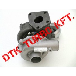 Mazda 6 CiTD turbófeltöltő
