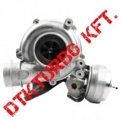 Mazda 6 CD turbófeltöltő