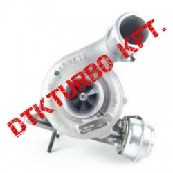 Alfa-Romeo 156 2.4 JTD turbófeltöltő