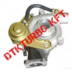 Toyota Hilux 2.4 TD (LN7RNZ) turbófeltöltő