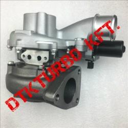 Toyota Hilux 2.5 D-4D turbófeltöltő