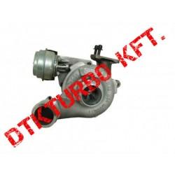 Alfa-Romeo 147 1.9 JTD turbófeltöltő
