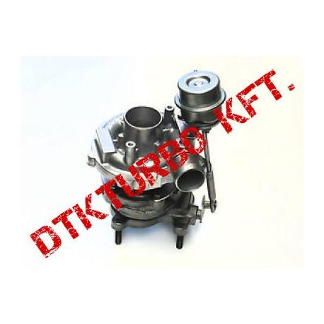 Seat Ibiza III 1.4 TDI turbófeltöltő