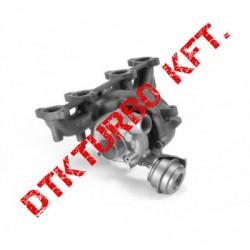 Volkswagen Bora 1.9 TDI turbófeltöltő