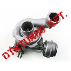 Fiat Doblo 1.9 JTD turbófeltöltő