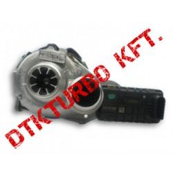 Audi Q7 4.2 TDI turbófeltöltő
