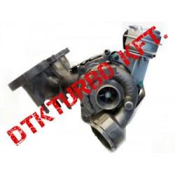 Seat Altea 2.0 TDI turbófeltöltő