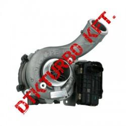 Audi Q5 3.0 TDI turbófeltöltő
