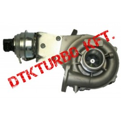 Fiat Idea 1.6 JTD turbófeltöltő