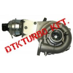 Fiat Punto III 1.6 JTD turbófeltöltő